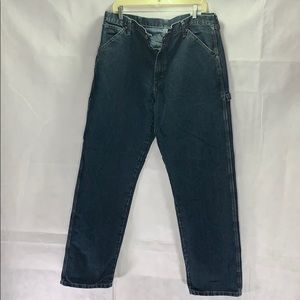 Wrangler Men jeans size 34x34 carpenter